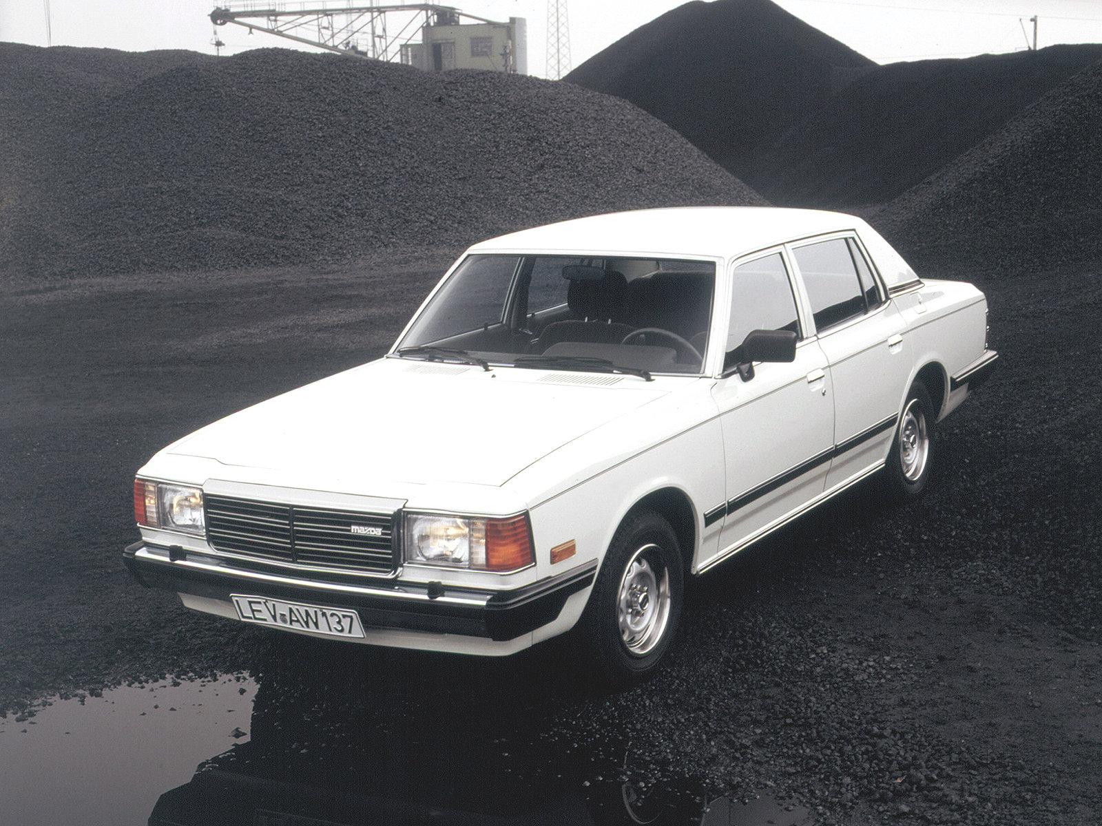 Mazda (Мазда) 929 Legato 1980-1982 г.