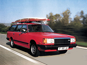 Mazda 929 5 дв. универсал Estate