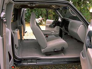 Mazda B 2 дв. пикап B