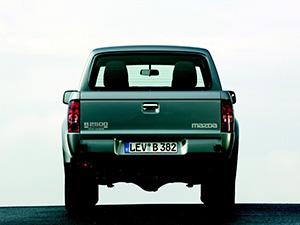 Mazda B 4 дв. пикап UN