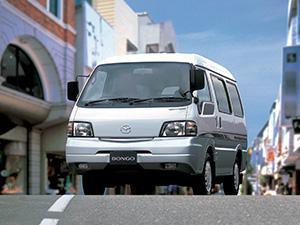 Mazda Bongo 4 дв. минивэн Bongo