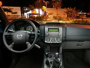 Mazda BT-50 4 дв. пикап BT-50