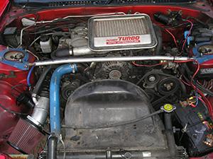 Mazda RX-7 2 дв. кабриолет RX-7 Cabriolet