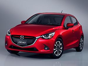 Mazda Demio 5 дв. хэтчбек Demio