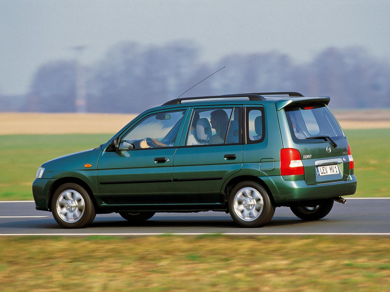Mazda - Технически характеристики, Разход на гориво