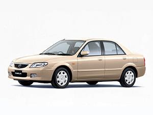 Mazda Familia 4 дв. седан Familia