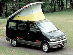 Mazda Bongo Friendee 5 дв. минивэн Bongo Friendee