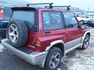 Mazda Levante 3 дв. внедорожник Levante