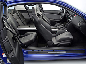 Mazda RX-8 4 дв. купе RX-8