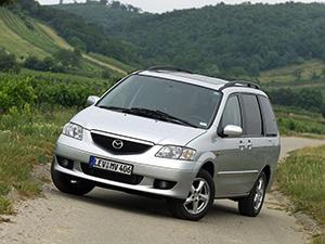 Mazda MPV 5 дв. минивэн MPV