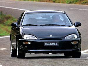 Mazda MX-3 3 дв. купе MX-3