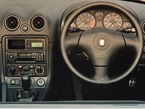 Mazda MX-5 2 дв. кабриолет MX-5