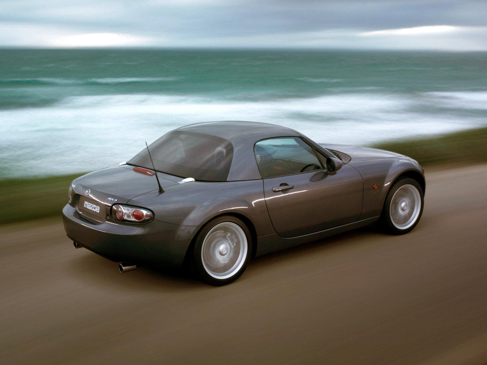 Технические характеристики Mazda 5 / Мазда 5, справочник ...