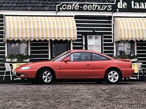 Mazda MX-6 2 дв. купе MX-6