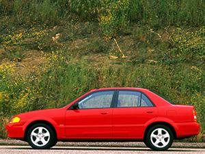 Mazda Protege 4 дв. седан Protege