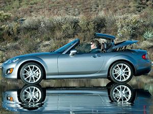 Mazda MX-5 2 дв. родстер Roadster Coupe