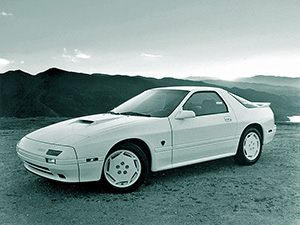 Mazda RX-7 3 дв. купе RX-7