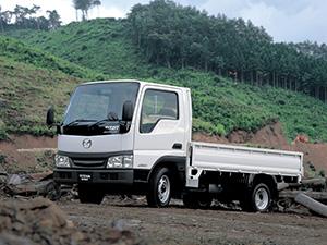 Mazda Titan 2 дв. бортовой Titan