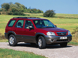 Mazda Tribute 5 дв. внедорожник Tribute
