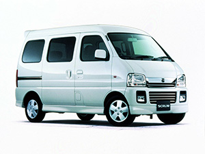 Mazda Scrum 5 дв. минивэн Wagon
