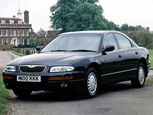 Mazda Xedos 9 4 дв. седан Xedos 9