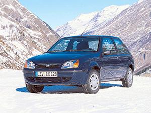 Технические характеристики Mazda 121