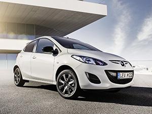 Технические характеристики Mazda 2