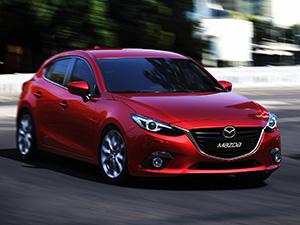 Технические характеристики Mazda 3