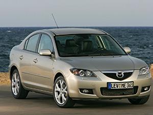 3 Sedan с 2006 по 2009