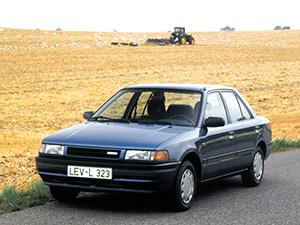 Технические характеристики Mazda 323 1.6i 1989-1991 г.