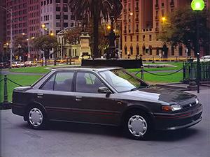 Технические характеристики Mazda 323 1.6i 1991-1995 г.