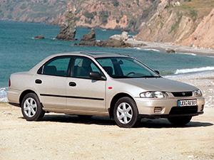 Технические характеристики Mazda 323 1.5i 1994-1997 г.