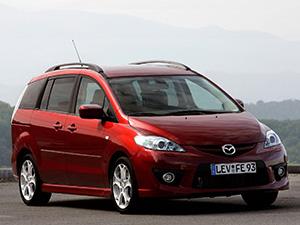 Технические характеристики Mazda 5 2.0 TD 2008-2010 г.