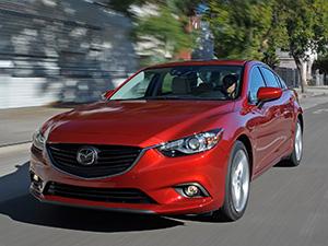 Технические характеристики Mazda 6