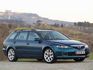 Технические характеристики Mazda 6 2.0 S-VT 2005-2007 г.