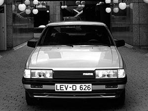 Технические характеристики Mazda 626 2.0 1985-1987 г.