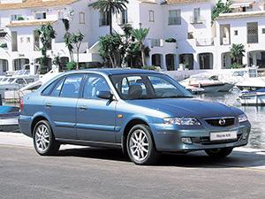 Технические характеристики Mazda 626