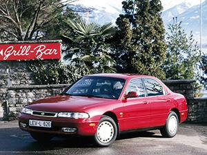 Технические характеристики Mazda 626 1.8i 1991-1995 г.