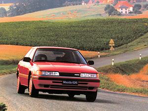 Технические характеристики Mazda 626 1.8 1987-1993 г.