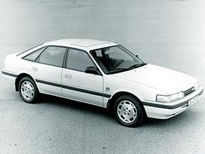 Технические характеристики Mazda 626 2.0 D 1991-1995 г.