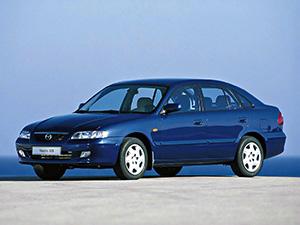 Технические характеристики Mazda 626 2.0hp 1999-2002 г.