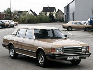 Технические характеристики Mazda 929 Hardtop 1980-1982 г.