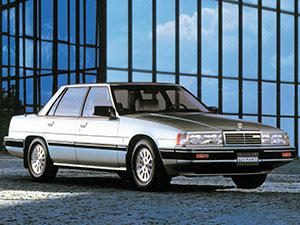 Технические характеристики Mazda 929 2.0 1984-1987 г.