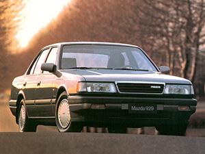 Технические характеристики Mazda 929 2.2i 1987-1991 г.