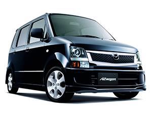 Технические характеристики Mazda AZ 0.7 2004-2008 г.