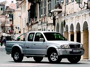 Технические характеристики Mazda B