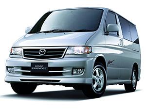 Технические характеристики Mazda Bongo Friendee