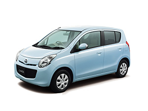 Технические характеристики Mazda Carol