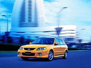 Технические характеристики Mazda Familia