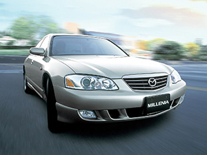 Технические характеристики Mazda Millenia